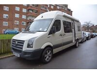 Vw crafter xlwb campervan 2007