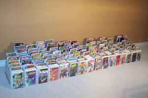 ☆ 4000+ Comic Collection for Sale In lots or In Whole High Grade