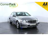 2012 MERCEDES E-CLASS E220 CDI BLUEEFFICIENCY EXECUTIVE SE SALOON DIESEL