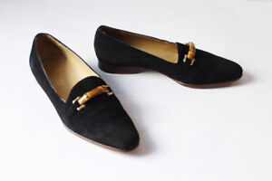 Women's Vintage GUCCI Loafers Size 8 1/2