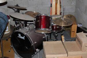 Pearl Forum Series Drumset