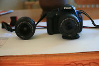 Canon T5 rebel EOS full HD 1080 a vendre