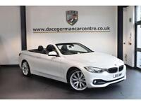 2015 15 BMW 4 SERIES 2.0 425D LUXURY 2DR AUTO 215 BHP DIESEL
