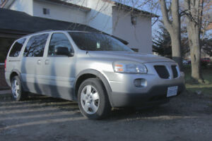 2009 Pontiac Montana (Electric, Leather, Great Condition!)