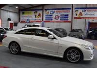 2010 10 MERCEDES-BENZ E CLASS 2.1 E220 CDI BLUEEFFICIENCY SPORT 2D AUTO 170 BHP
