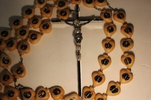 """GIANT Wall Rosary With 8"""" Metal Cross (VIEW OTHER ADS)"""
