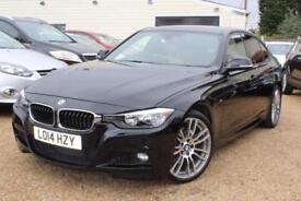 2014 14 BMW 3 SERIES 2.0 325D M SPORT 4D AUTO 215 BHP DIESEL