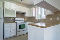 5 1/2 renovated Condo for rent + Free parking