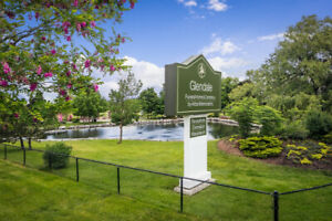 Burial plots at Glendale Memorial Gardens in Etobicoke ON