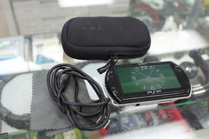Sony PSP Go with Case
