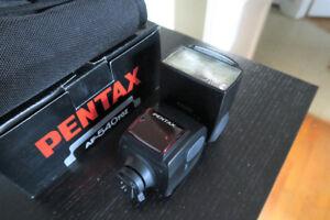 Pentax AF-540 External Flash - Used Twice