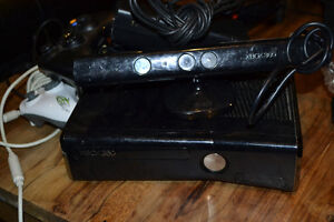 x box 360 3 x manette kinect 165.00 nego