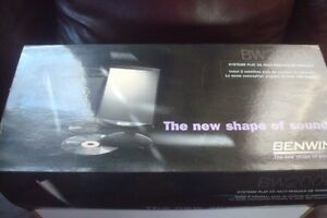 BENWIN SYSTEM  THE SHAPE OF SOUND..$60.00..OBO