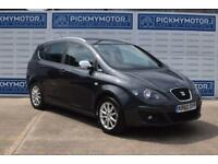 2011 60 SEAT ALTEA XL 1.6 CR TDI ECOMOTIVE SE 5D 103 BHP DIESEL