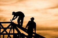 EXPERIENCED FRAMERS NEEDED