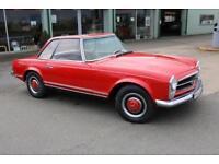1966 Mercedes-Benz 230SL W113 Pagoda