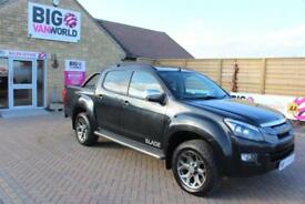 2014 ISUZU D-MAX TD BLADE DOUBLE CAB 4X4 WITH ROLL AND LOCK TOP PICK UP DIESEL
