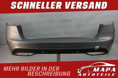 Gebraucht, Mercedes C-Klasse W205 AMG Kombi Bj. ab 2014 Stoßstange Hinten mit Diffusor Orig gebraucht kaufen  Battinsthal