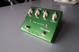 Vox Time Machine Delay Pedal, Joe Satriani Signature JS-DL St. John's Newfoundland image 1