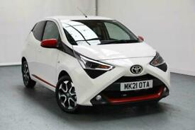 image for 2021 Toyota AYGO 1.0 VVT-i x-trend TSS 5-Dr Hatchback Petrol Manual