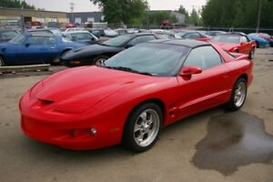 1998 Pontiac Formula LS1 6 spd with Vortech Super Charger T-Top