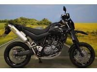 Yamaha XT660 X 2008**DUAL REAR ARROW EXHAUST, OXFORD HEATED GRIPS**