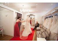 Part-time Bridal Sales Consultant