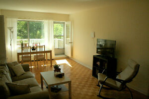 Beautiful bright 3 1/2 ,Cote des neiges - Forest Hill - July 1st