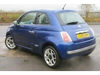 2009 59 FIAT 500 1.2 LOUNGE (BLUETOOTH-LOW MILEAGE) 3DR