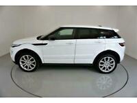 2013 WHITE RANGE ROVER EVOQUE 2.2 SD4 190 DYNAMIC CAR FINANCE FR £305 PCM