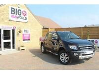 2014 FORD RANGER WILDTRAK 4X4 DOUBLE CAB TDCI 200 BHP PICK UP DIESEL
