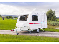 Freedom Sunseeker Classic 3 Berth Lightweight Caravan Brand New For 2018