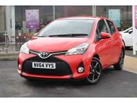 2015 TOYOTA YARIS Toyota Yaris 1.33 Sport 5dr