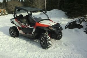 2015 arctic cat wild 700 trail