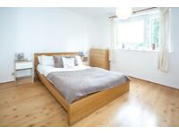 * BRIGHT AND SPACIOS, PERFECT FOR SHARERS * Two Double Bed Flat in Shepherds Bush W12 Zone 2