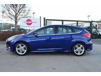 2016 FORD FOCUS Ford Focus 1.5 TDCi Zetec S 5dr [Rear PDC]