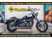 2008 08 TRIUMPH AMERICA BONNEVILLE 865 865CC 0% DEPOSIT FINANCE AVAILABLE