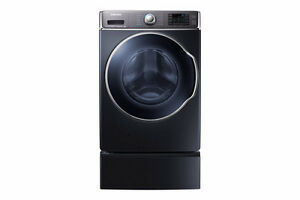 Brand New SAMSUNG Front-Load Washer with Smart Care, 6.5 cu.ft