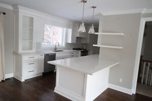 Renovated house for Rent   Available October 1st