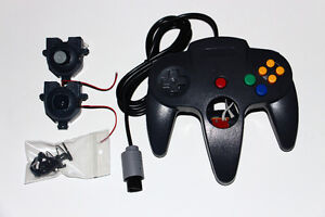 NINTENDO 64-MANETTE/CONTROLLER-JOYSTICK TO BE CHANGED (NEUF/NEW)