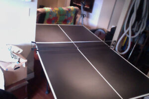 table de ping pong cooper