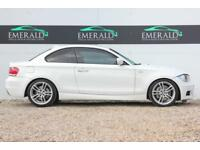 2010 10 BMW 1 SERIES 2.9 135I M SPORT 2D AUTO 302 BHP