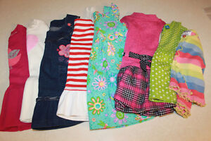 Little Girl clothing lot size 2