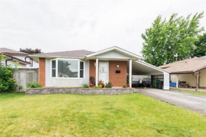 Beautiful House for Rent in Central Mountain Hamilton