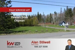 Fully Serviced Double Lot - Pleasant Drive, Chipman