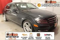 2014 Mercedes-Benz C350 4MATIC Sedan