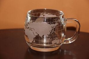 Nestle World Globe Mugs Cambridge Kitchener Area image 2