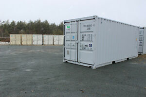 20' and 40' single use shipping containers for sale by owner