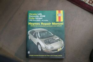 1998-2004 dodge & Chrysler Repair Manual