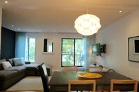 Grand 4 1/2 Marché Atwater CANAL LACHINE WESTMOUNT 1800$